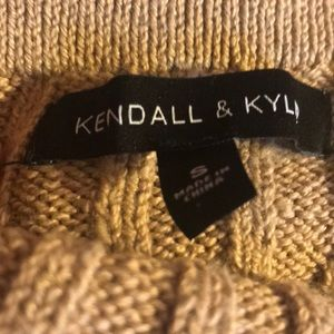 Kendall & Kylie Tops - Kendall and Kylie Sweater Tank